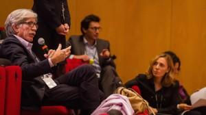 Dr. FX Castellanos y Dra. A García Cazorla. Photo credit: Biocat @JordiCabanas